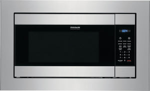 FPMO227NUF Frigidaire Professional 25 Inch Wide 2.2 Cu. Ft. 1200 Watt Built-In Microwave in Stainless Steel