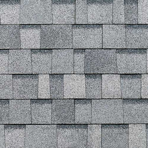 Silver Architectural WRAPPED Shingles by the bundle no warranty