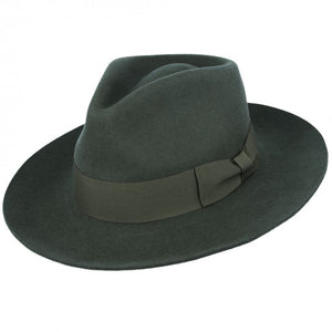 FOREST GREEN Fedora