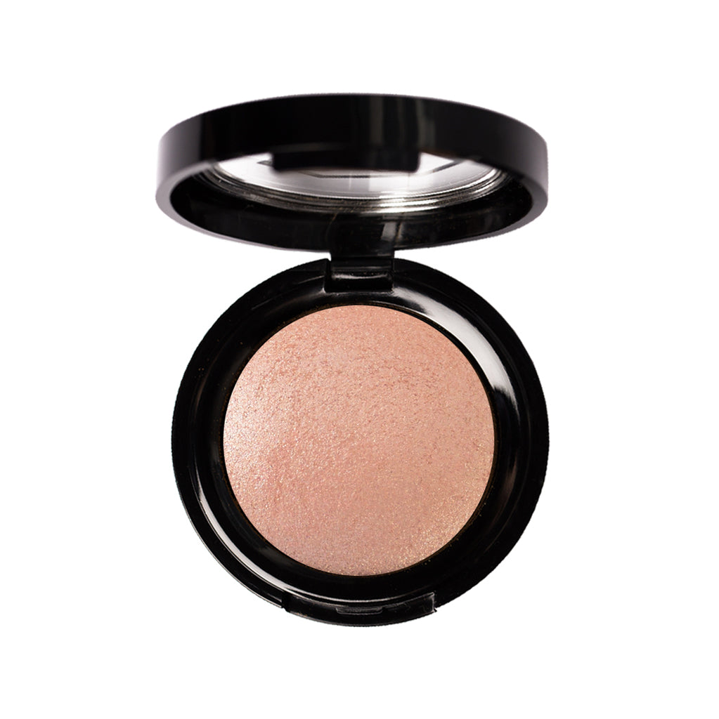 Crystal Baked Eye shadow - Peach mousse