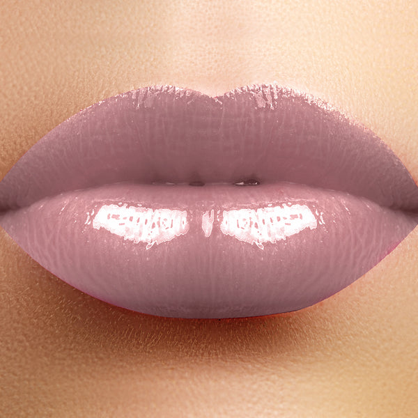Lip Gloss - Transparent Shine plum
