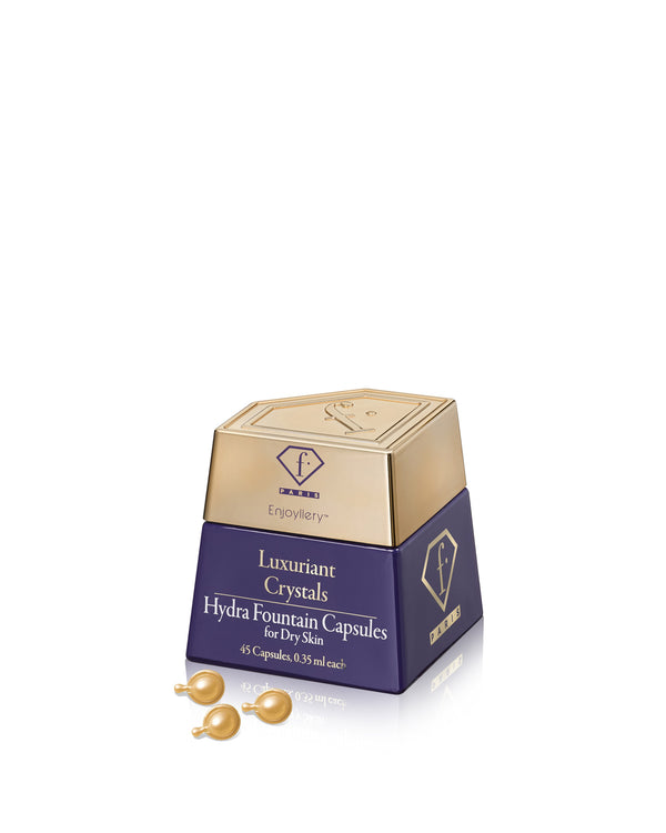 Luxuriant Crystals Hydra Fountain Capsules