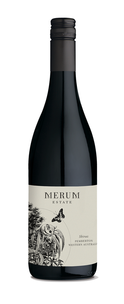 Merum Estate Shiraz 2014 - Dozen