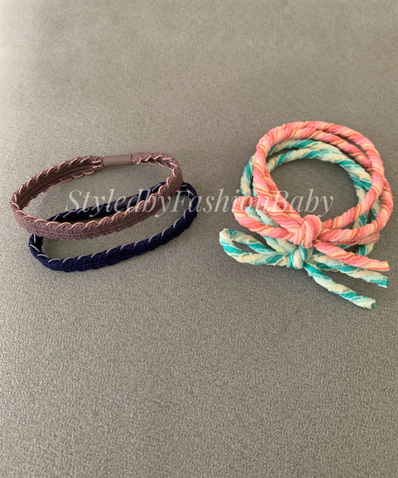 Ouchless Hair Ties