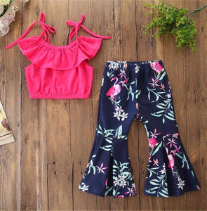 Flamingo Sweetheart Set