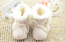 Load image into Gallery viewer, Warm Baby Crib Shoes