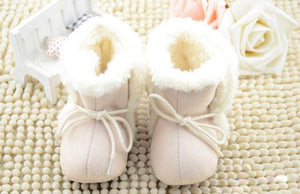 Warm Baby Crib Shoes