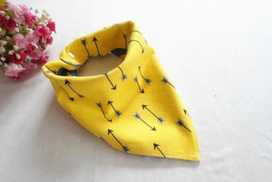 Arrow Bandana Bib