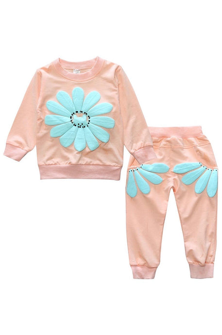 Flower Power Sweatsuit