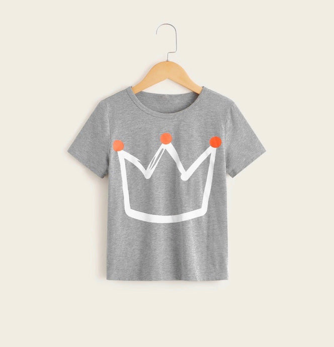 Crowned King Tee