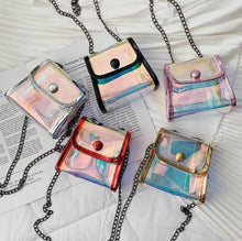 Load image into Gallery viewer, Laser Holographic Mini Purse