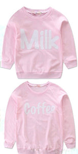 """Milk"" Sweatshirt"