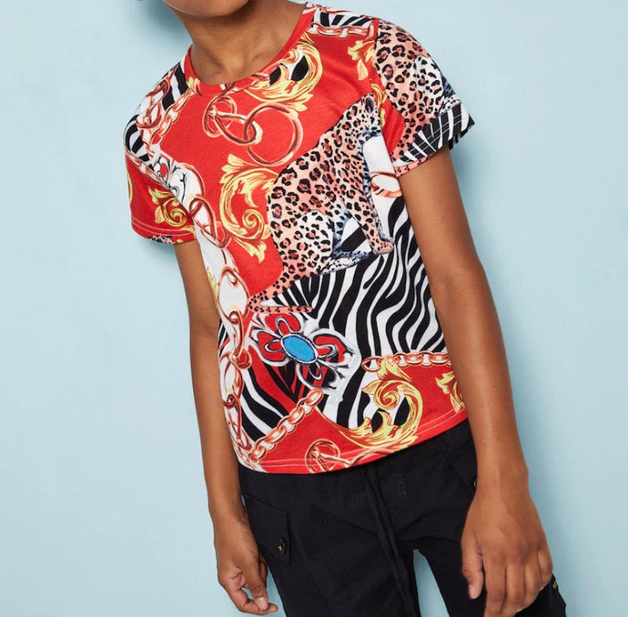 Eye of the Leopard Tee