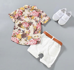 Floral Resort Set