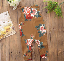 Load image into Gallery viewer, Melody Floral Jumpsuit