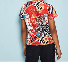 Load image into Gallery viewer, Eye of the Leopard Tee