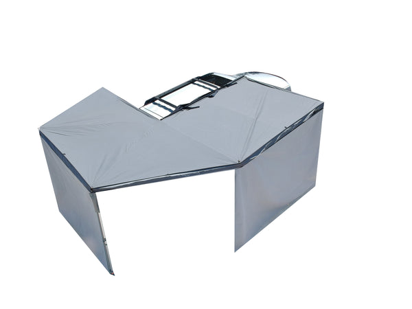 SUPA WING DELUXE 4WD 270 AWNING 2.1M - 3.5M - Supa-Peg ...