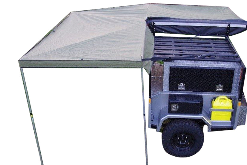 CAMPER TRAILER SQUARE BACK DELUXE AWNINGS 2.1M - 3.5M