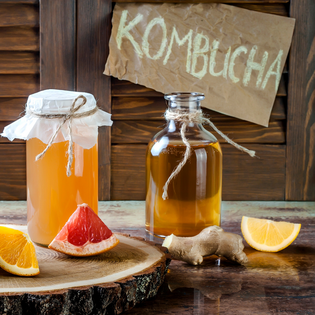 Kombucha: What to Know About the Hottest New Probiotic