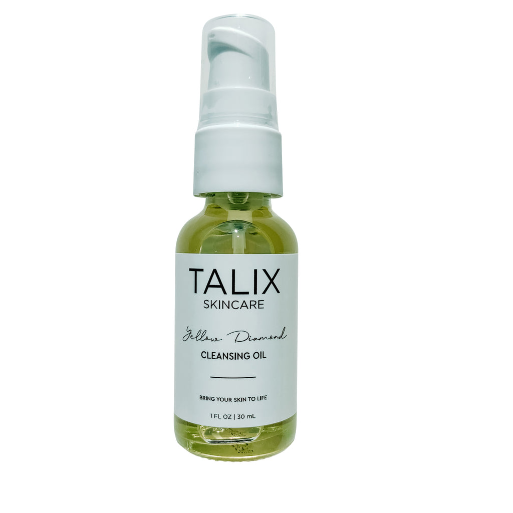 Yellow Diamond Cleansing Oil