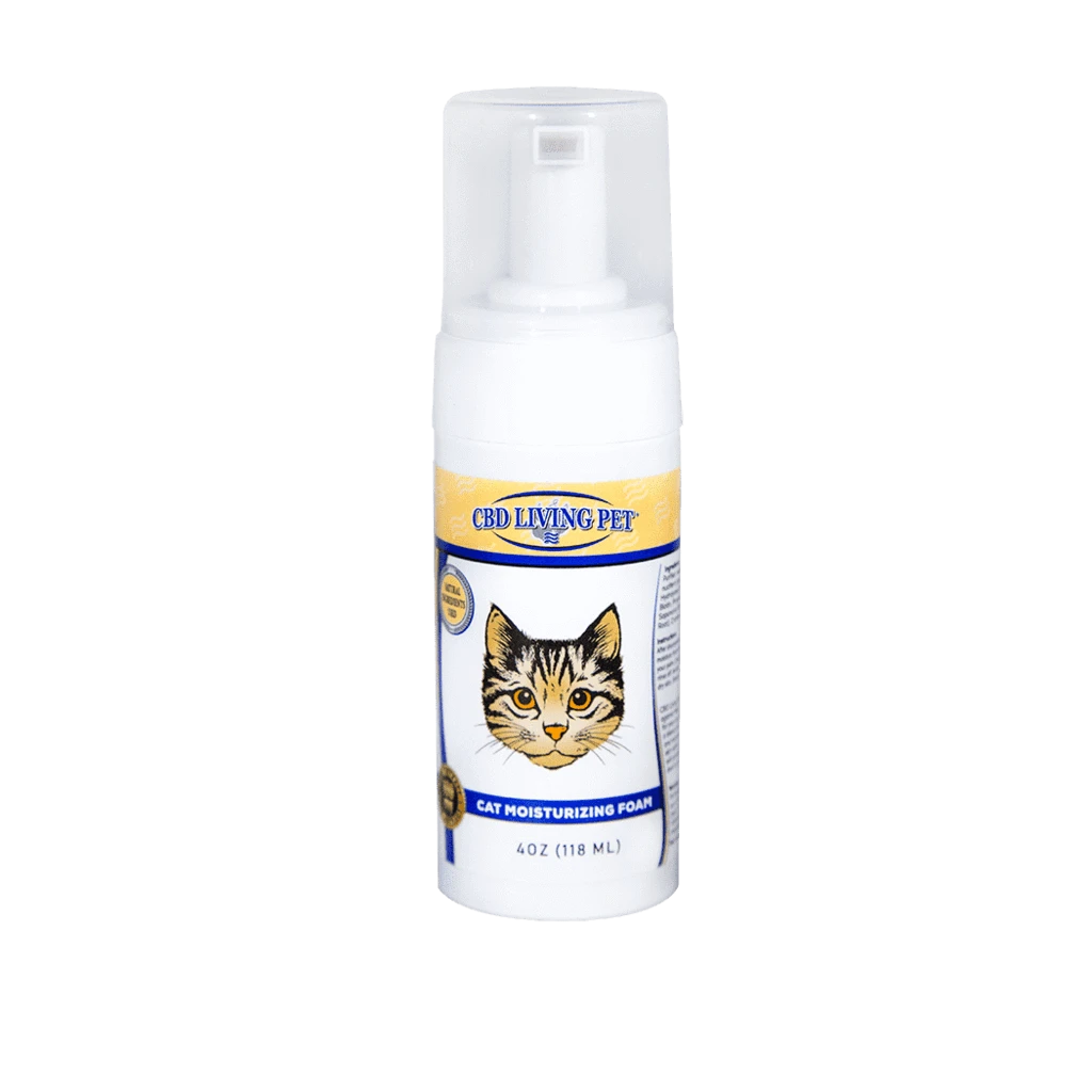 CBD Living Cat Moisturizer