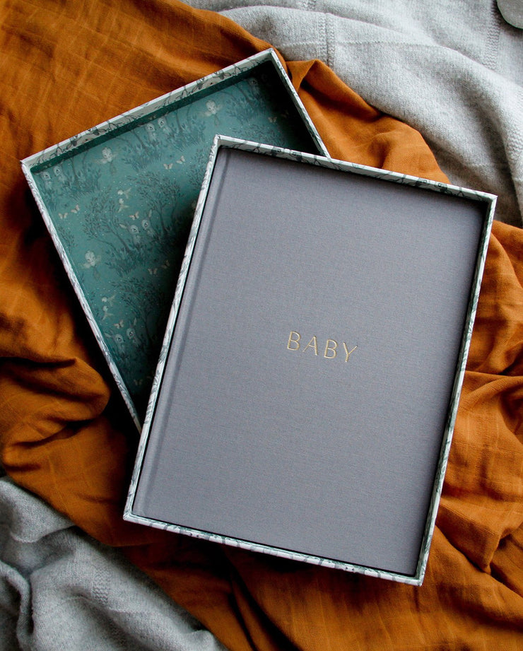 Write To Me Baby Journal (Boxed)