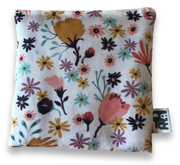 Bean Bag / Sensory Bag - Ditsy Flowers