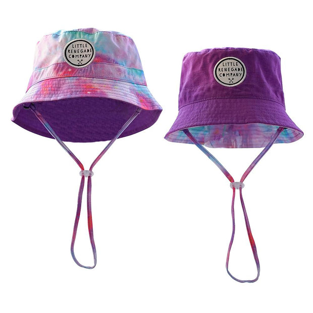 LRC Reversible Bucket Hat - Cotton Candy