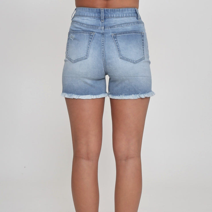 Heston Denim Short
