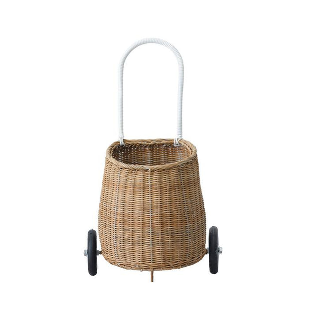 Little Luggy Basket - Natural
