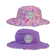 LRC Reversible Swim Hat - Unicorn Friends