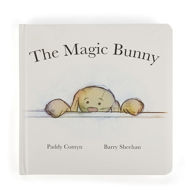 Jellycat Book - The Magic Bunny Book