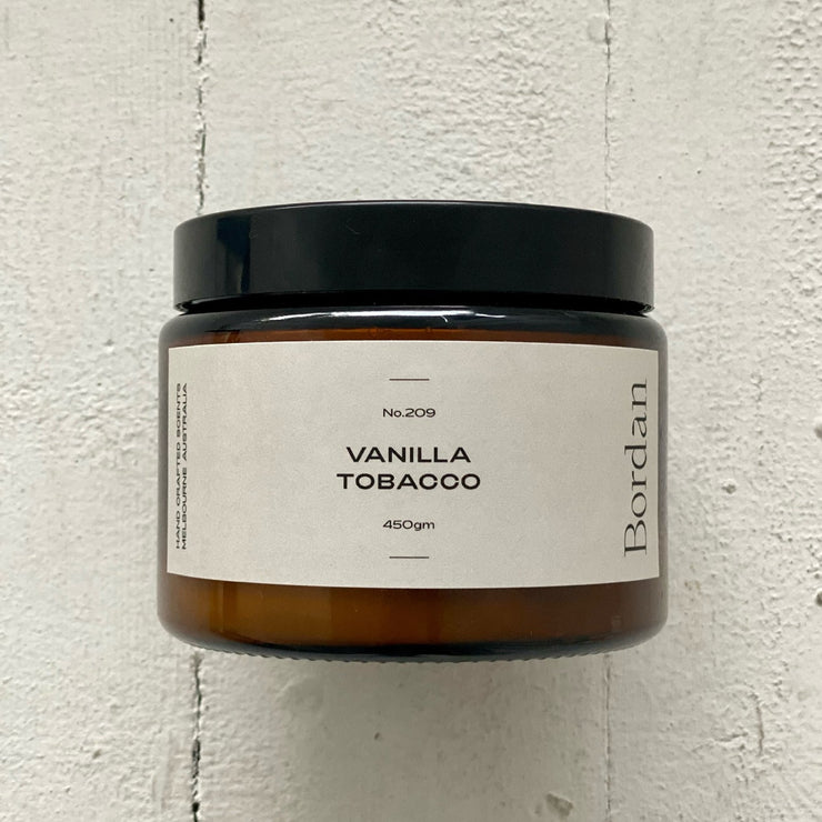 BORDAN - Vanilla Tobacco