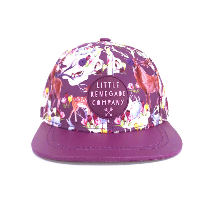 LRC Cap - Woodland Wonder