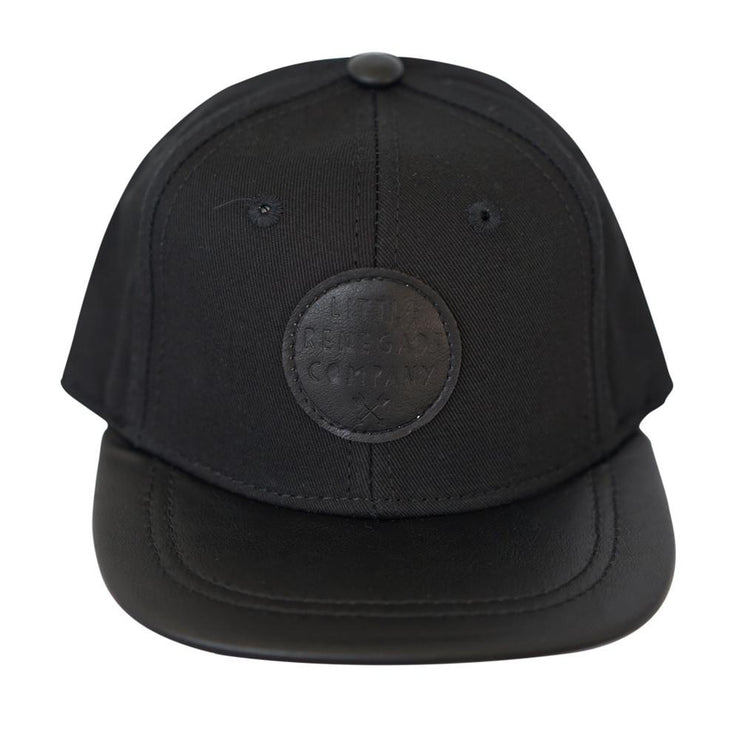 LRC Cap - Black On Black