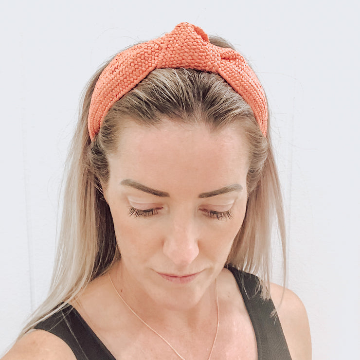 Woven Turban Headbands