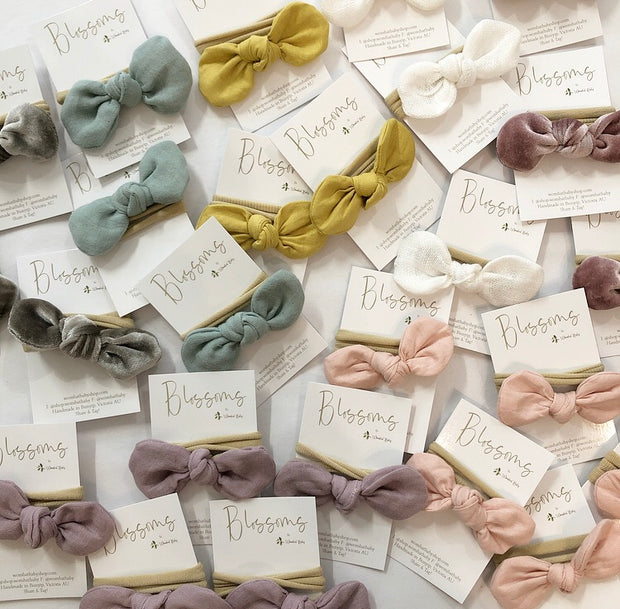 Knot Bow Headbands
