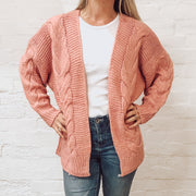 Willow Cardigan - Bubblegum
