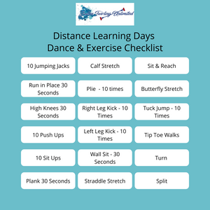 Distance Learning Activity Sheet