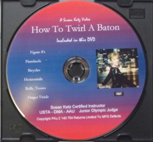How to Twirl DVD