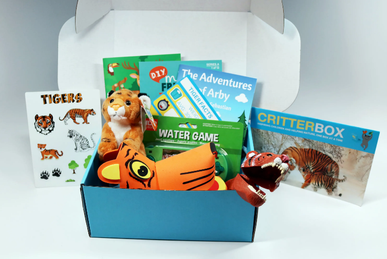 CRITTERBOX GIFT