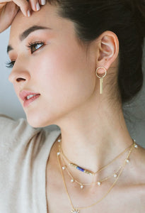Lover's Tempo Ray of Light Earrings