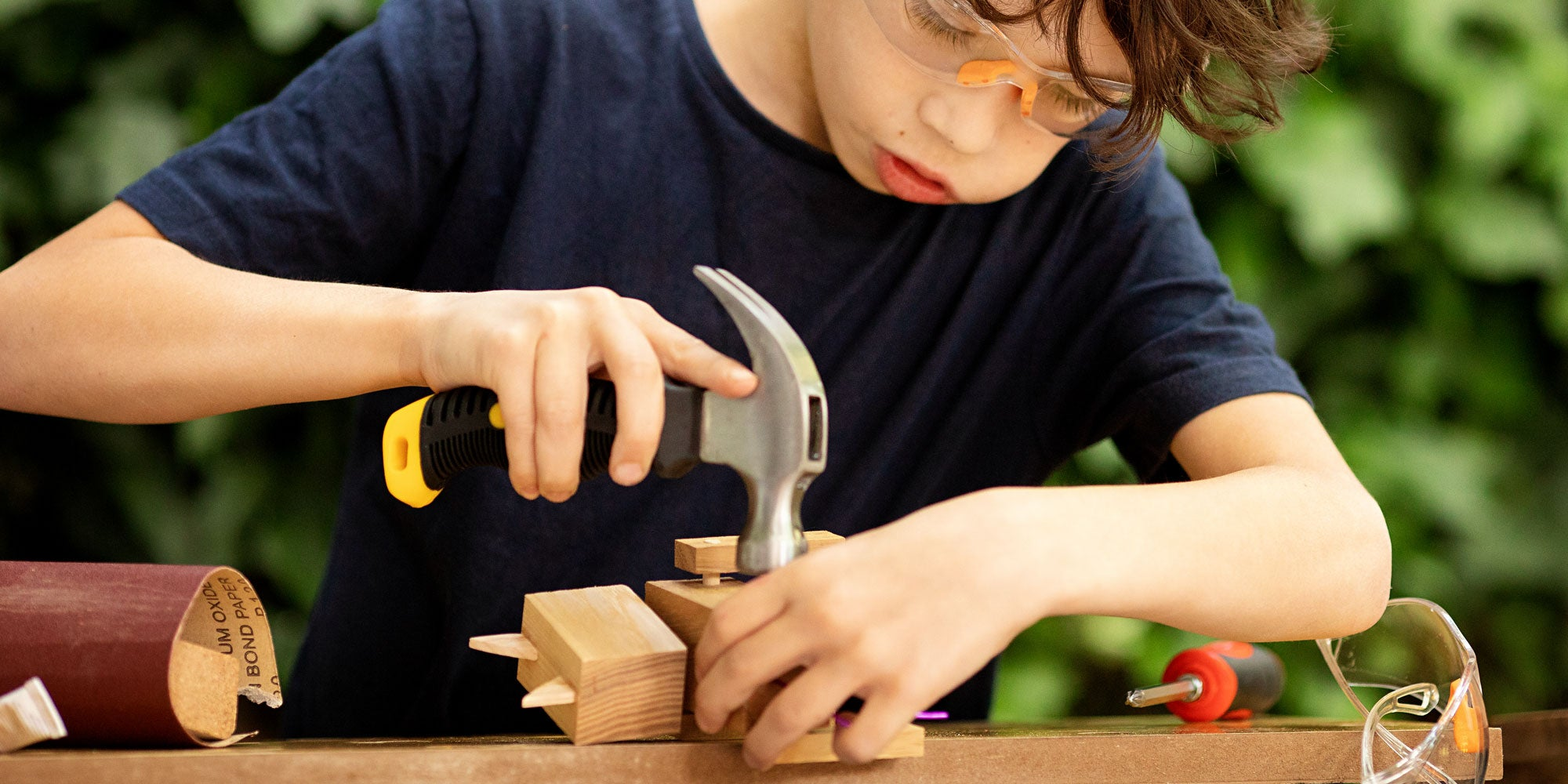 Why you should buy 'real' woodworking tools for kids