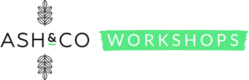 Ash & Co. Workshops Logo