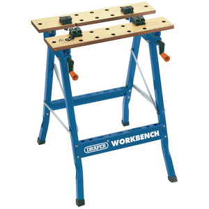 Draper Workbench 600mm in Blue