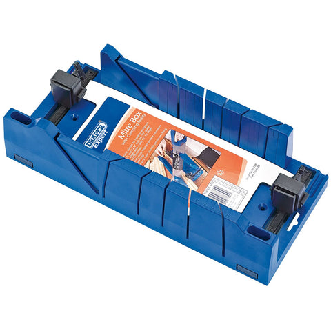 Expert Quality Mitre Box with Double Clamping Facility - 367mm X 116mm X 70mm
