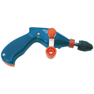Pistol Grip Hand Powered Drill with 8mm or 3/8 Inch Chuck - FREE Shipping