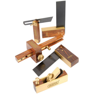 Mini Woodworking Set with Mini Hand Plane