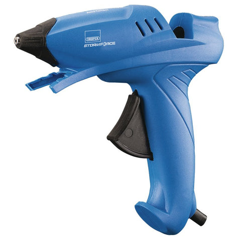 Draper Storm Force® Glue Gun with Six Glue Sticks (100W)