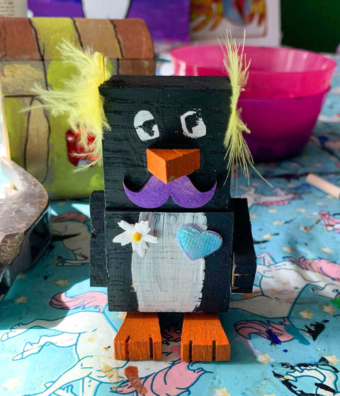 Fun creative activities from Ash & Co. Workshops mini-maker craft kits